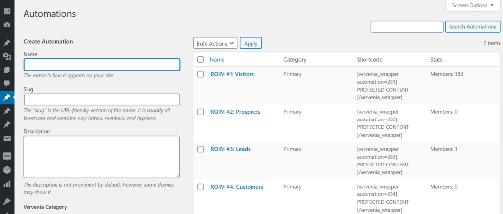 WordPress Email Automation Plugin