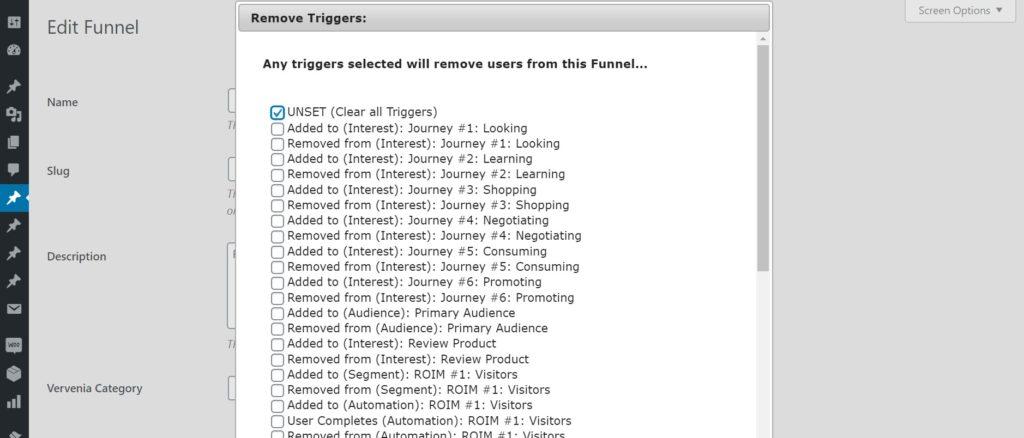 WordPress Marketing Funnels Plugin