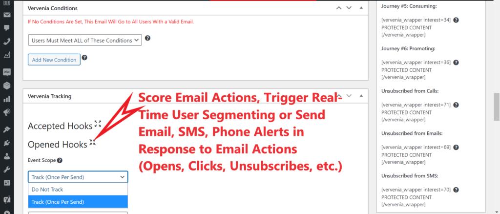 WordPress Email Marketing Plugin With User Segmenting