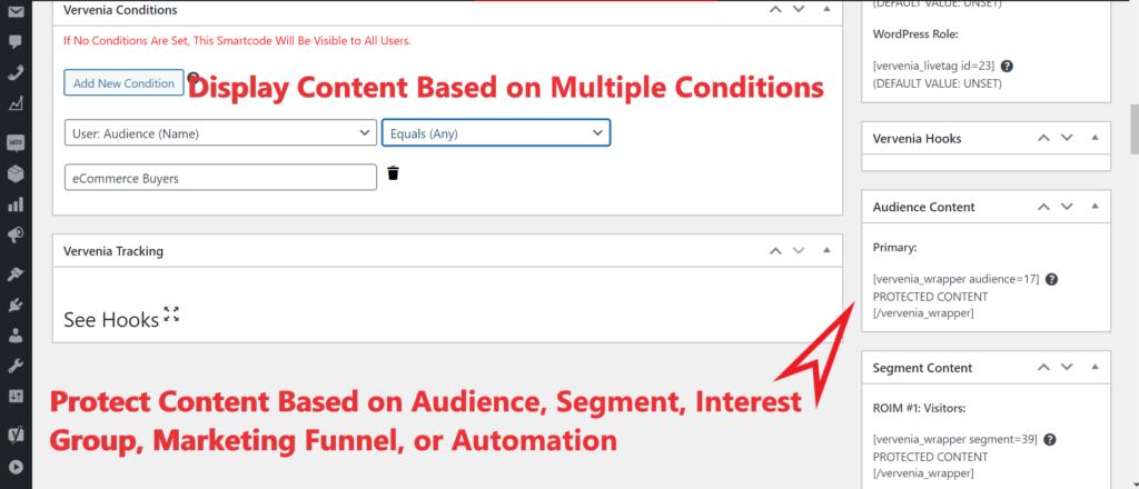 WordPress Protected Content Plugin